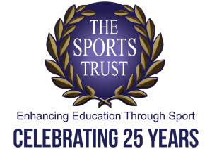 The Sports Trust | Enhancing Education Through Sport | Celebrating 25 Years