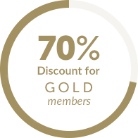 MVG discount for GOLD members